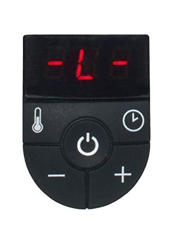 Caso 2282 Induktions FonDue für 8 Personen 60 bis 240 Grad celsius Temperatureinstellung, gleichmäßige Erwärmung durch hochwertigen Fonduetopf, schwarz - 7